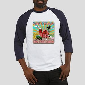 The Farm Baseball Jersey
