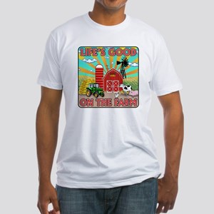 The Farm Fitted T-Shirt