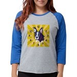 boston_clock.png Womens Baseball Tee