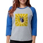 boston_magnet.png Womens Baseball Tee