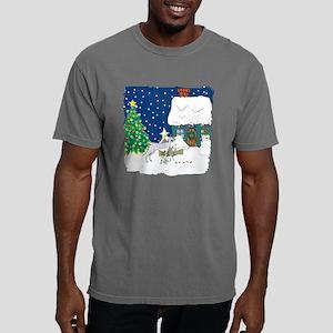 lightsgreyhounds Mens Comfort Colors Shirt