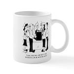 Business Cartoon 8453 11 oz Ceramic Mug