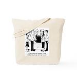 Business Cartoon 8453 Tote Bag