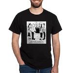 Business Cartoon 8453 Dark T-Shirt