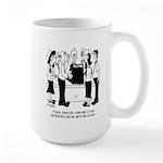 Business Cartoon 8453 15 oz Ceramic Large Mug