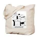 Goat Cartoon 7023 Tote Bag