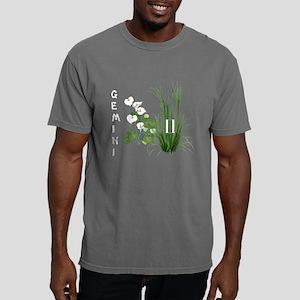 Bamboo and Lily Gemini Mens Comfort Colors Shirt