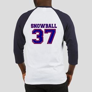 Snowball 37Baseball Jersey