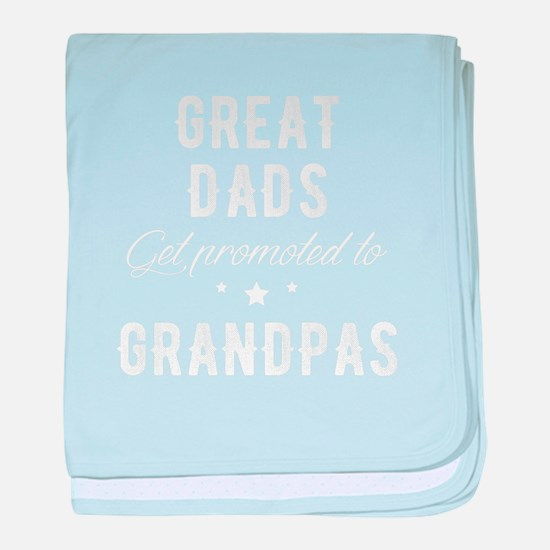 Cute Grandfather promoted baby blanket