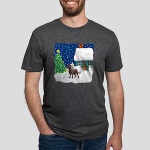 lightslabcs Mens Tri-blend T-Shirt