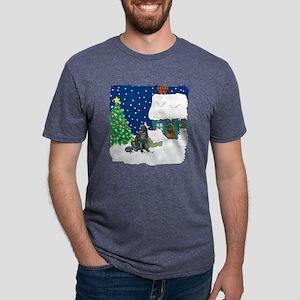 lightsnewfies Mens Tri-blend T-Shirt