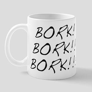 Bork! Mug