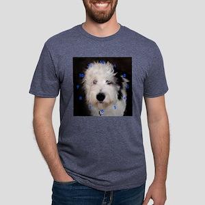 Old Blue Eyes Mens Tri-blend T-Shirt