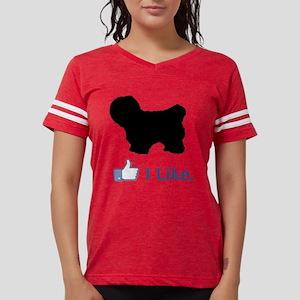 Coton-de-tulear01 Womens Football Shirt
