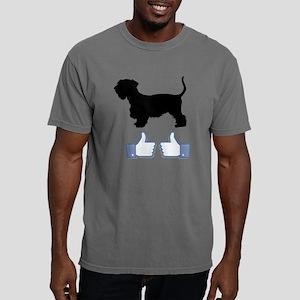 Cesky-Terrier07 Mens Comfort Colors Shirt