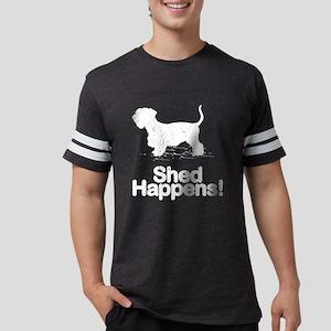 Cesky-Terrier10 Mens Football Shirt