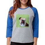 bully_keep.png Womens Baseball Tee