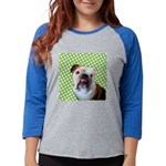 bully_magnet.png Womens Baseball Tee
