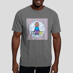 BabyBoyRoundZACHARY Mens Comfort Colors Shirt