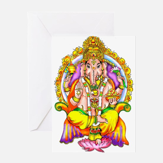 Ganesh Greeting Cards