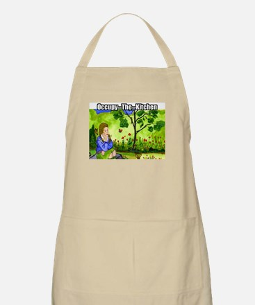 Occupy The Kitchen Apron