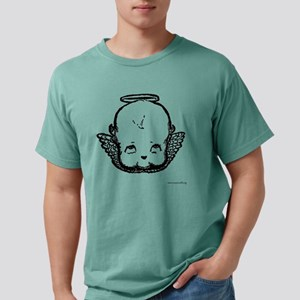 Cherub Face Mens Comfort Colors Shirt