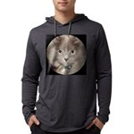 pi_round.png Mens Hooded Shirt