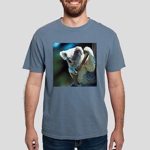 Cute Koala Bear Mens Comfort Colors Shirt