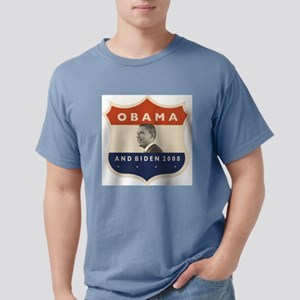 obamaBIDENjfkshield60.pn Mens Comfort Colors Shirt