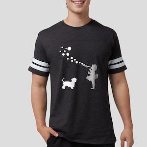 Cesky-Terrier29 Mens Football Shirt