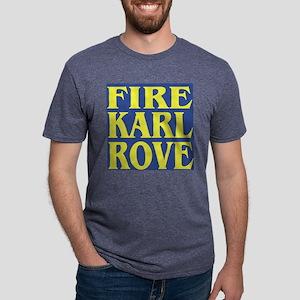 CPFireRoveTee Mens Tri-blend T-Shirt