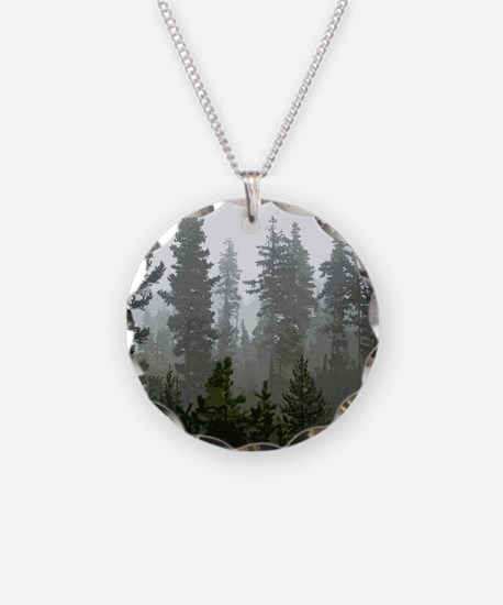 Misty pines Necklace