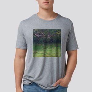 whitetails-ga Mens Tri-blend T-Shirt