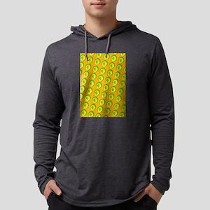 Delish Avocado 4Delia Mens Hooded Shirt