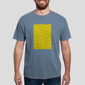 Delish Avocado 4Delia Mens Comfort Colors Shirt