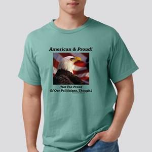 2-ProudPoliticiansp Mens Comfort Colors Shirt