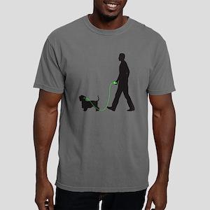 Cesky-Terrier34 Mens Comfort Colors Shirt