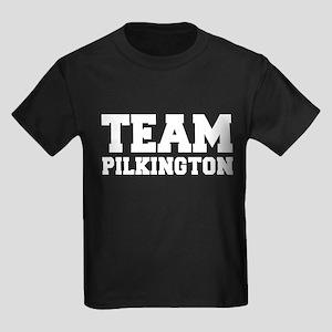 TEAM PILKINGTON Kids Dark T-Shirt