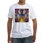 Angel Passage Fitted T-Shirt