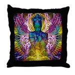 Angel Passage Throw Pillow