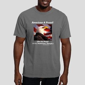 ProudPoliticiansdp Mens Comfort Colors Shirt