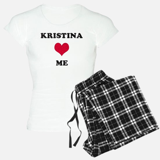 Kristina Loves Me Pajamas