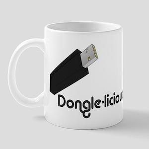 Dongle-licious Mug