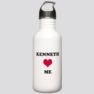 Kenneth Loves Me Stainless Water Bottle 1.0L