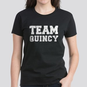 TEAM QUINCY Women's Dark T-Shirt