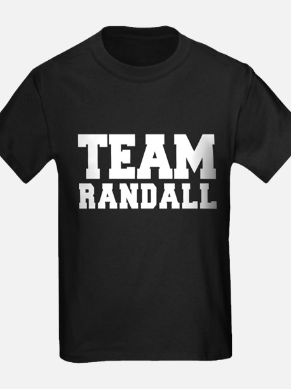 TEAM RANDALL T