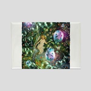 magical fairy enchanted garden art illustration Re