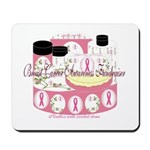 Breast Cancer Awareness Mousepad