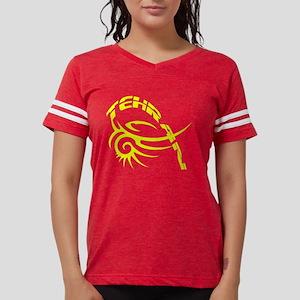 Urban Tehranc yellow nb larg Womens Football Shirt