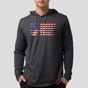 In God We Trust Mens Hooded Shirt